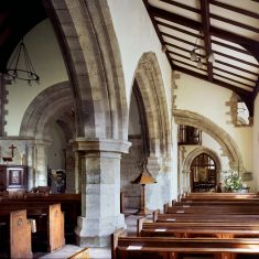 South Aisle photographed by John Crook