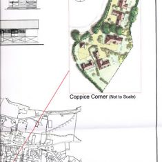 Proposal to develop corner of Coombe Road, 2002