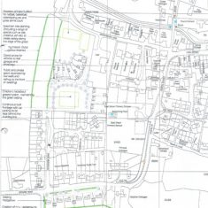 Coombe Road plan 1