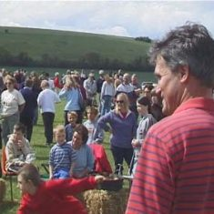 George Atkinson at Country Fair, 2006