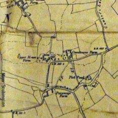 1906 sale of Lower and Upper Farms, Ramsdean