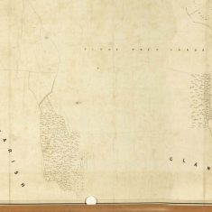 Section of East Meon Tithe Apportionment map 1852 Coombe Copse