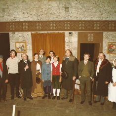 1980s production by Court Players of Enemy of the People, produced by Alasdair Langlands