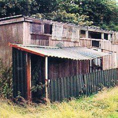 Football pavilion 2000
