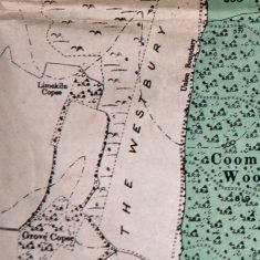 1906 Sale of South Farm map section 3