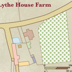 Lythe House Farm layout