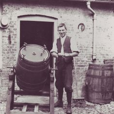Publican, possibly at The George Inn