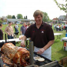 Matt Atkinson's Hog roast
