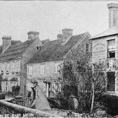 East Meon Brewery was bought by Crowley Ales in 1889 and named The New Inn