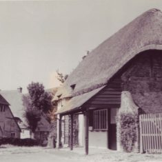 Riverside was a butcher's shop during the first half of the 20th century
