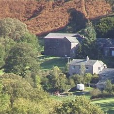 The Atkinsons' farm in Skellgill, Westmoreland.